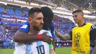When Famous Players Respect Each Other