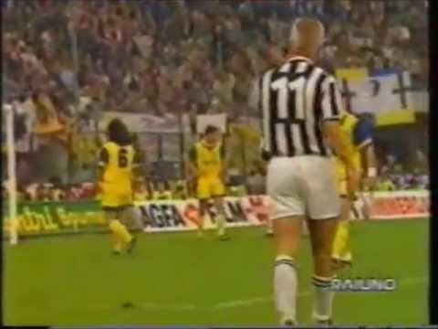 Juventus - Parma 1-1 (17.05.1995) Ritorno, Finale Coppa Uefa.