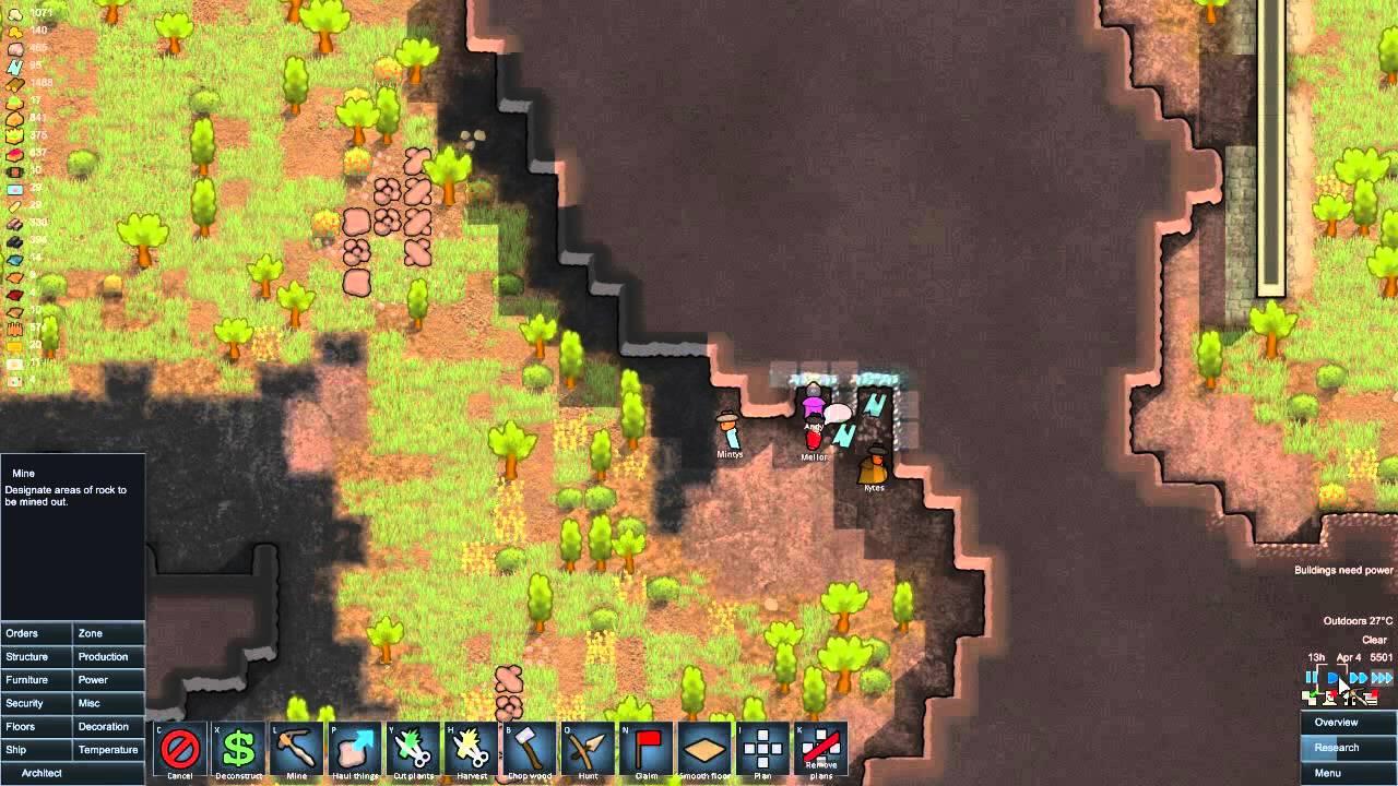Steam Community :: Video :: Rimworld Alpha 9 - Part 9