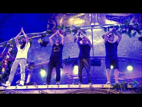 Dimitri Vegas & Like Mike ft. Garrix & Aoki - Project T vs. C.U.B.A. (Harris) @ Tomorrowland 2014