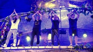Dimitri Vegas & Like Mike ft. Garrix & Aoki - Project T vs. C.U.B.A. (Harris) @ Tomorrowland 2014