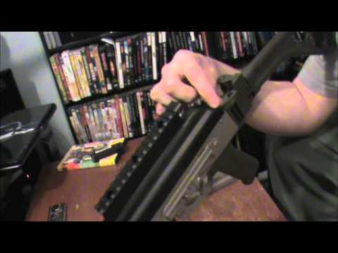 AK-47  AK-74 UTG SCOPE MOUNT & DUST COVER  WITH TOP RAIL