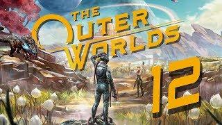 CO TU TAK GORĄCO?? || The Outer Worlds [#12]