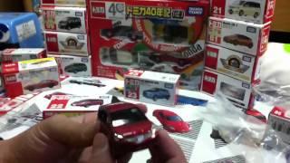 トミカ 開封 2/Tomica Model Car Unboxing