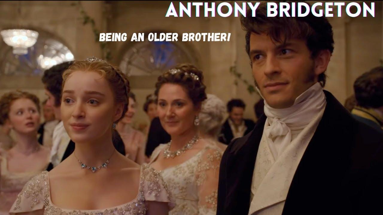 Download Anthony Bridgeton being an older brother for 6 minutes straight! [Bridgeton]