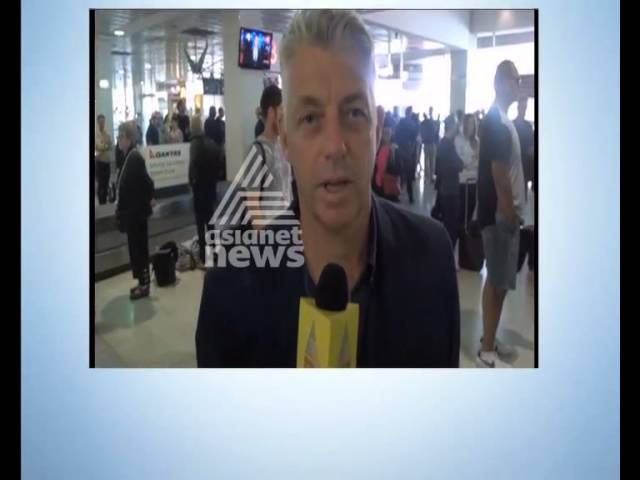 ICC CEO Dave Richardson Exclusive Interview