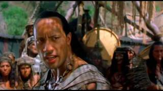 The Scorpion King Trailer HD
