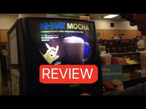 7 11 Exclusive Detective Pikachu Hi Hat Coffee Review Youtube