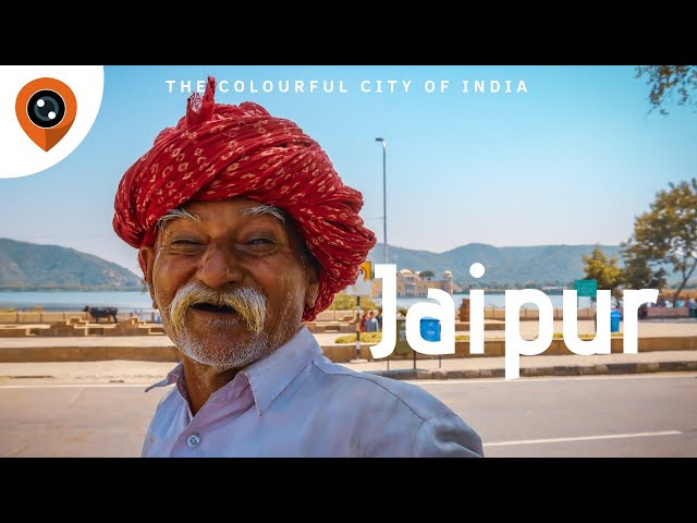 Jaipur City | The Colourful City of India | Canon G7x Mark ii