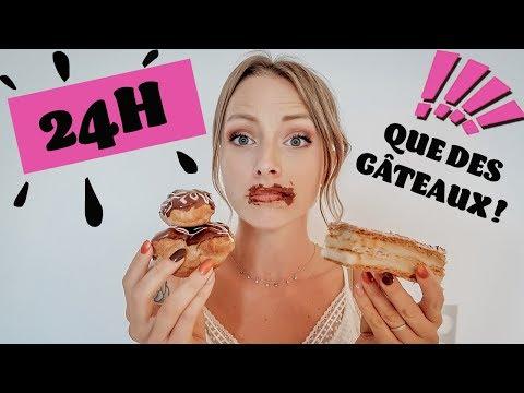 je-mange-que-des-gÂteaux-pendant-24h-!