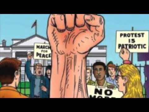 Anti-War Protests - Vietnam War