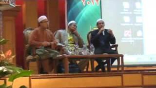 Sesi Soal Jawab Bersama Ustaz Zamihan al-Ghari & Ustaz Aizam Mas