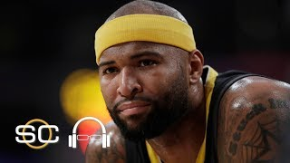 Woj: There is no market for DeMarcus Cousins in free agency | SC with SVP