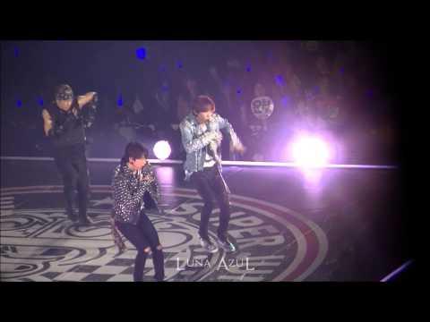 150409 D&E Tour in Osaka 【Light, camera,action】
