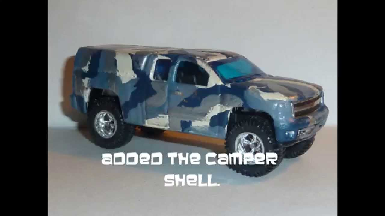 Chevy Silverado Custom Wheels >> Hot Wheels' Custom Chevy Silverado - YouTube
