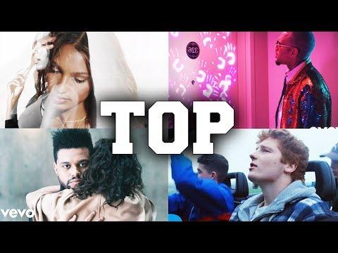 Top 50 Male Pop Songs 2017