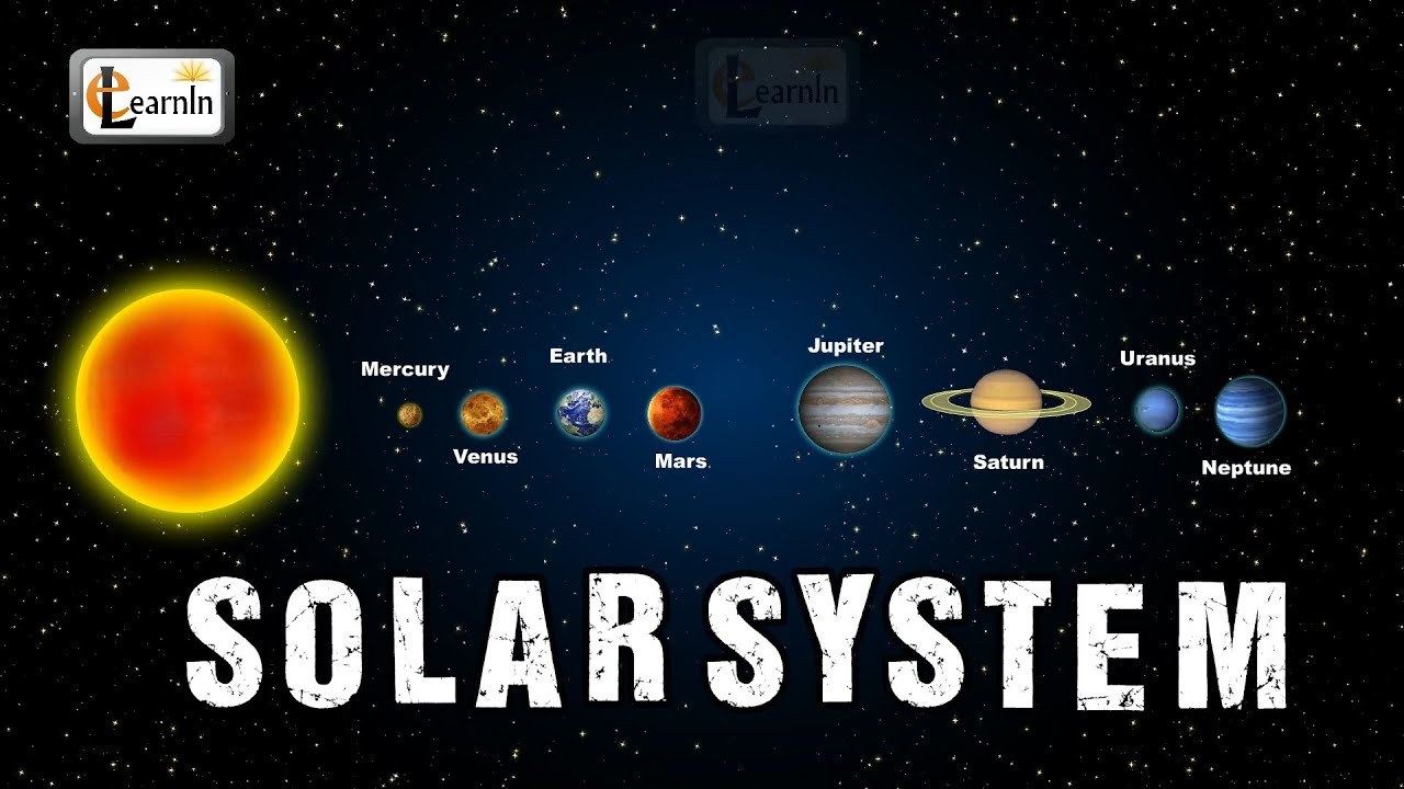 description of differences of the nine planets of the solar system The thousand-yard model or  (and note a proof of the difference between reading terrestrial (earth-like) planet the outer solar system contains the.