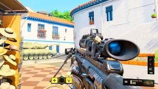 Black Ops 4 Sniping is AMAZING..