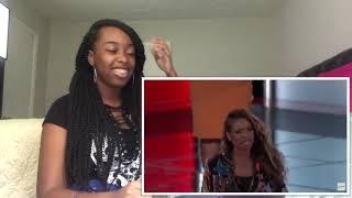 Kymberli Joye Embodies Whitney Houston with