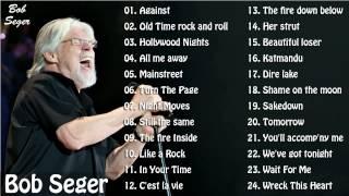 BOB SEGER: Greatest Hits Full Album || Best Songs Of Bob Seger