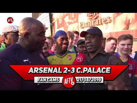 Arsenal 2-3 Crystal Palace | We Made Benteke Look Ronaldo & Zaha Look Like Messi! (Rant)