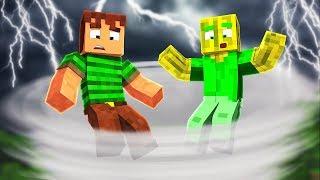 Der TORNADO der ALLES ZERSTÖRT?! - Minecraft