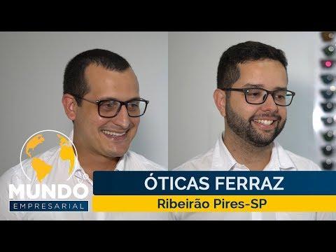 ÓTICAS FERRAZ - RIBEIRÃO PIRES/SP - MUNDO EMPRESARIAL