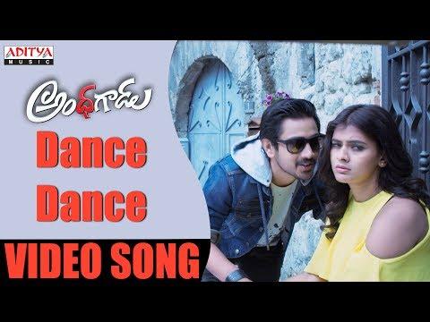 Dance Dance Full Video   Andhagadu Video   Raj Tarun, Hebah Patel  Sekhar