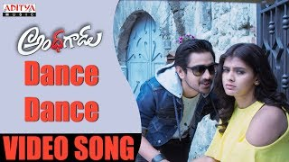 Dance Dance Full Video Song | Andhagadu Video Songs | Raj Tarun, Hebah Patel | Sekhar