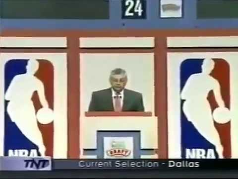 Vince Carter - NBA Draft 1998