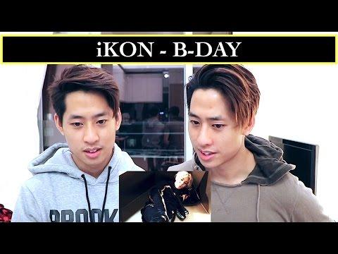 iKON - B-DAY MV REACTION 벌떼 (TWINS REACT)