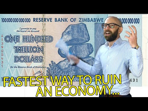 Trillion Dollar Bills: Histories Worst Currency Crises