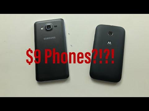 $9 Dollar Store Phones!?!?