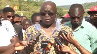 NOT FAIR! Midiwo raises red flag over proposed poll laws, says they favour Uhuru