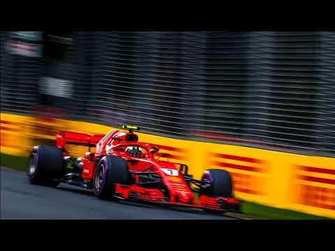 Kimi Raikkonen furious on team radio - F1 2018 - Australian GP