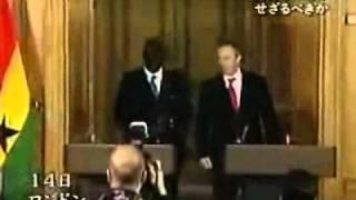 特亜とは民度が違う、ガーナ大統領の発言 thumbnail