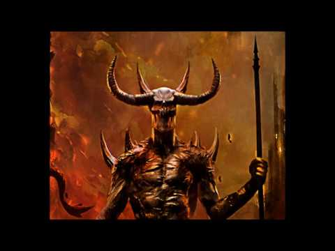 """Day of Doom """" In Quenchless Flames of Hell"""""""