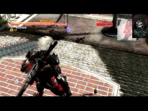 Metal gear rising Revengeanc gameplay mission Six