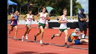 North Harbour Track Champs 2019 Senior 1500m