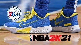 NBA 2K21 CG Ben Simmons Shoe C…
