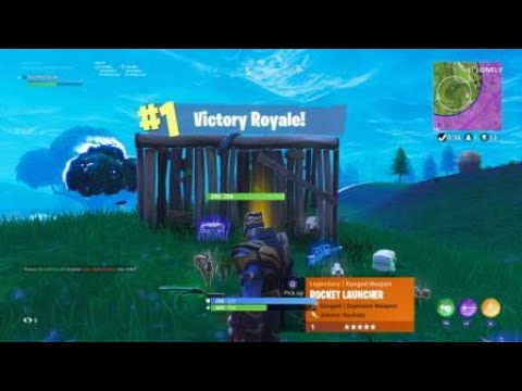 Fortnite Thanos Issa God