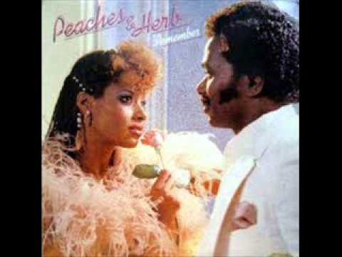 Peaches And Herb- Be My Music- 1983 Ballad