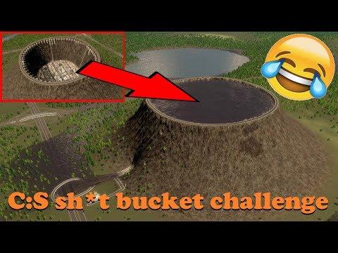 C:S sh*t bucket challenge