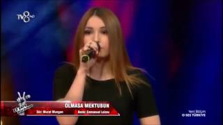 Mουσουλμάνα με ελληνική καταγωγή πήγε στο τουρκικο The Voice με ελληνικό τραγούδι FULL VIDEO