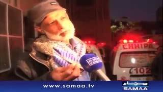 Liyari Kay Buzrug Kay Jazbaat - Shaheed Amjad Sabri - 23 June 2016