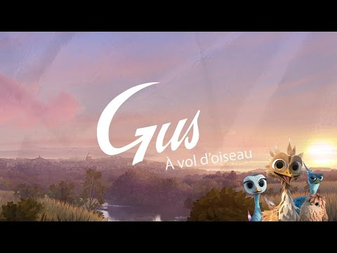 Gus - À vol d'oiseau / Yellowbird - As the Birds Fly - Official Mobile Game Trailer (iOS & Android)