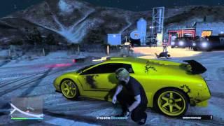 GTA Online WTF moment