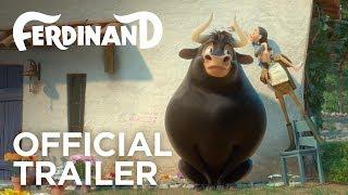 FERDINAND   Trailer 2   In Cinemas January 2018