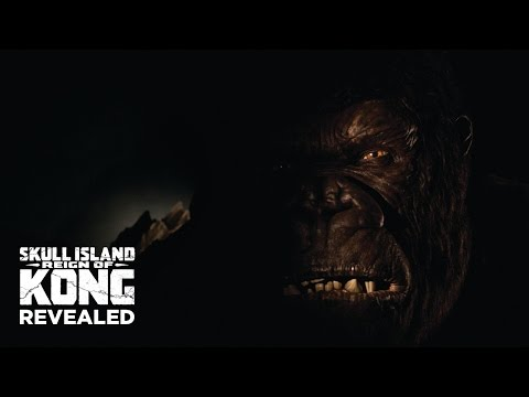 The Making of Skull Island: Reign of Kong - The Encounter