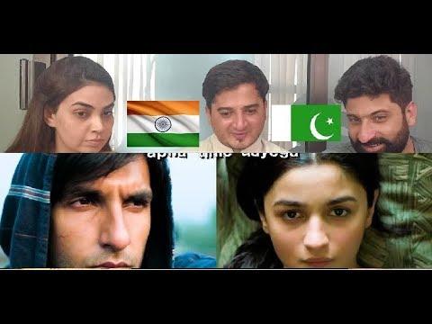 Pakistani Reaction to Gully Boy Official Trailer | Ranveer | Aalia Bhatt| Ab bus reaction